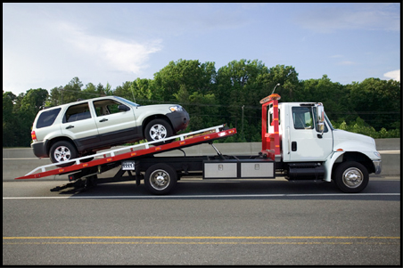 towing Saugus