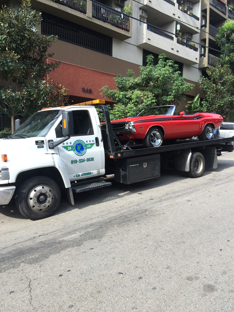 Car Towing In Los Angeles – What You Need To Know