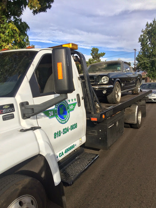 Finding Towing Services in Sunset Blvd