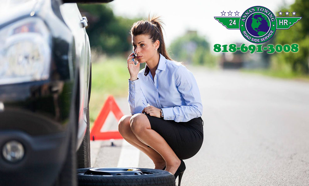 Quality West Hollywood Towing When You Need it Most