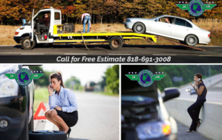 Know Whom to Call for Granada Hills Towing