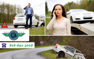 Keep Your Vehicle Safe with Canoga Park Towing Services