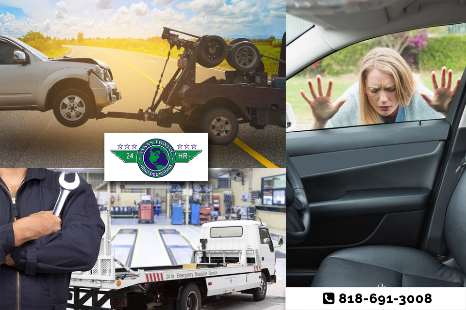 When an Emergency Hits, Call for Lake Balboa Towing Services