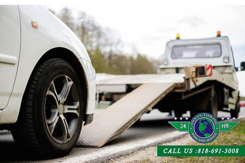 Be Ready For Any Emergency with Our Reseda Towing Number