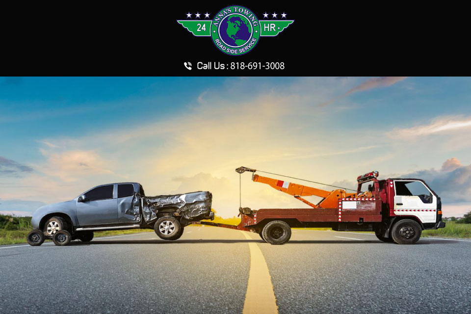 need a Valencia towing service