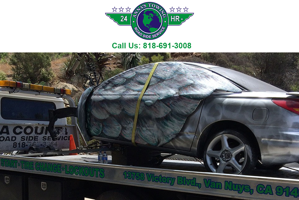Santa Clarita Towing