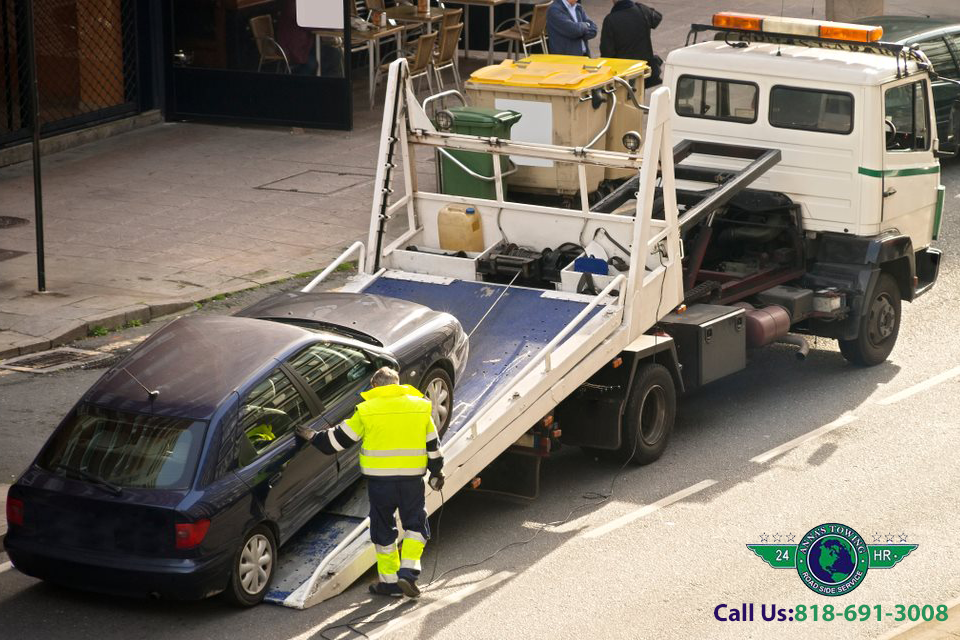 Valley Village Towing